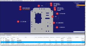 FAI from MBD Inspection Model in InspectionXpert