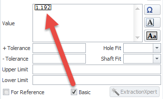 Basic & Reference dimension formatting 2_1