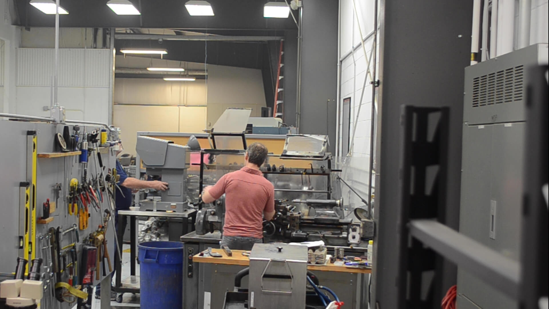 precision manufacturing machining